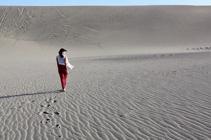dunes dominican republic